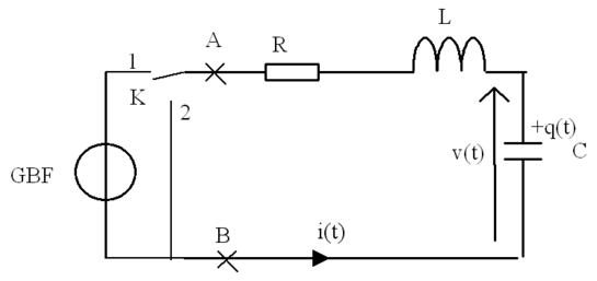 u00c9lectricit u00e9  u00e9lectronique   circuit  u00e9lectrique rlc